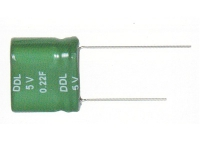 Supercapacitor DDL series